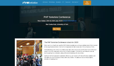 PHP Yorkshire image